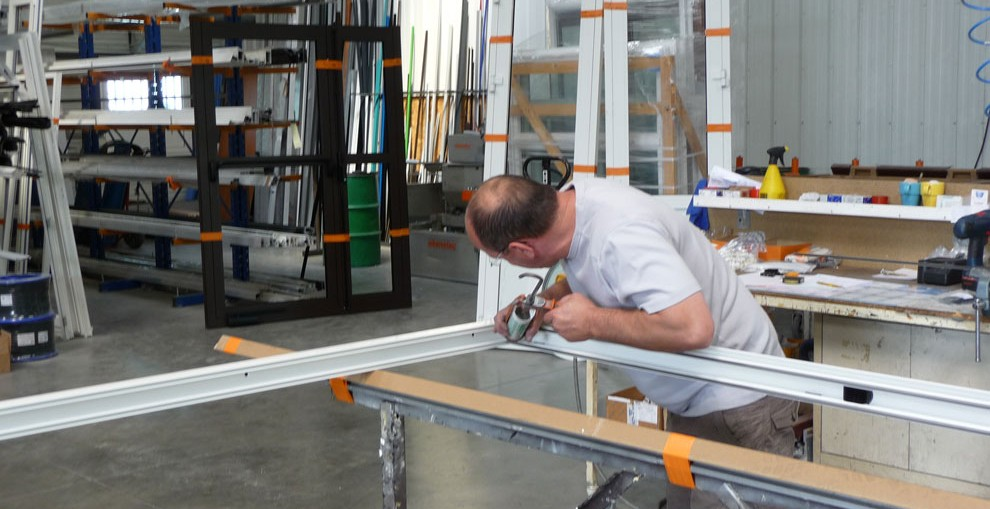 Fabricant menuiserie en aluminium