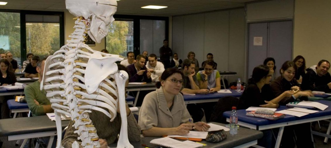 choix d'une école d'ostéopathie