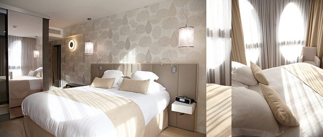 Le choix d'un hôtel haut de gamme à Paris
