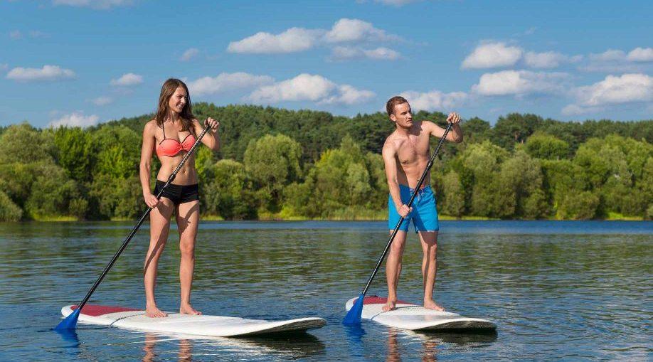 Les avantages du Paddle gonflable ?