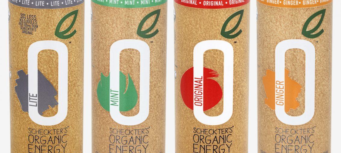 L'histoire de la boisson énergétique Schekter Organic